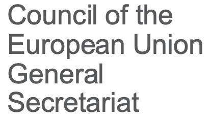 Council of the European Union General Secretariat